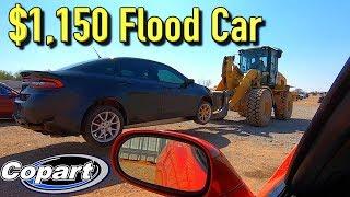 Download Salvage Copart Flood 2013 Dodge Dart SXT Win $1150 Video