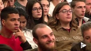 Download La UPV da la bienvenida a más de 700 estudiantes Erasmus + - Noticia @UPVTV, 01-02-2019 Video