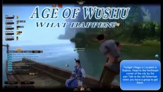 Download Age of Wushu: What Happen :(? what once was hot just is not Video