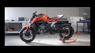 Download Crafting the KTM 790 Duke Video