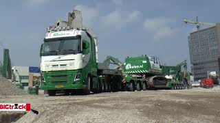 Download Volvo FH16 750 10x4 Beelen Transport Video