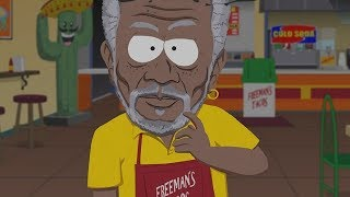 Download South Park: The Fractured But Whole - Morgan Freeman Secret Boss Fight Video