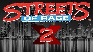 Download Streets of Rage 2X (OPENBOR) - Test 2 Video