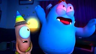 Download Funny Animated Cartoon | Spookiz Season 2 - Shall We Dance | 스푸키즈 | Cartoon for Kids Video