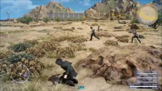 Download Final Fantasy XV | 2,000,000 EXP in Chapter 3 Video