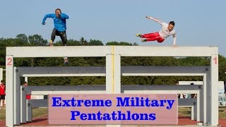 Download 2 Crazy Extreme South American Military Obstacle Course Races Video