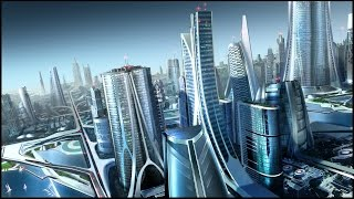 Download Future Buildings - Future City - Future Homes - Innovative Construction - Turn key Cities Video