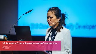 Download Rebecca Liu (VRCORE) - VR Industry in China, Content Creators Perspective | VR NOW Con & Awards 2018 Video