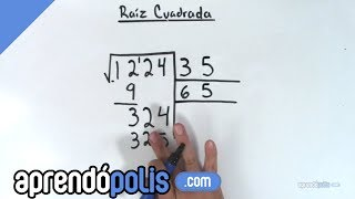 Download La raíz cuadrada Video