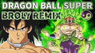 Download DRAGON BALL SUPER: Broly Theme (Movie Trailer) – [Styzmask Remix] Video