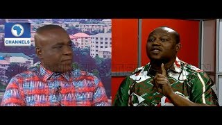 Download Caucus Meeting: APC, PDP Debate Allegations Against REC, Security Concerns Pt.1 Video