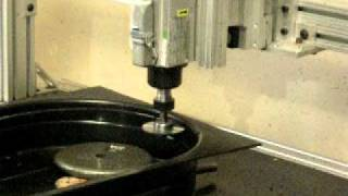 Download Overhead Router Close-up Video