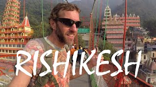Download How Expensive is RISHIKESH, INDIA? Holy Town on the Ganges Video