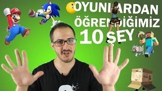 Download Oyunlardan Öğrendiğimiz 10 Şey Video