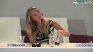 Download Scarlett Johansson on Under the Skin (70th Venice International Film Festival) Video