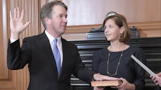 Download Judge Brett Kavanaugh confirmed, but tensions far from over ahead of November midterms Video