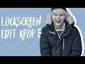 Download lockscreen edit - picsart (kpop wallpaper) Video
