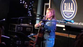 Download Erin Kinsey Bluebird Cafe (12 Years Old Country Music Singer/Songwriter performing Trying) Video