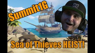Download Most EPIC Sea of Thieves Heist EVER!   Summit1G   Hilarious Twitch Clip Video