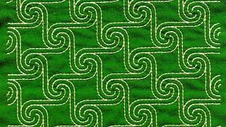 Download কাপড়ের উপর নকশী কাঁথার ডিজাইন আঁকা ও সেলাই করার নিয়ম, Latest nakshi kantha Stitching Video