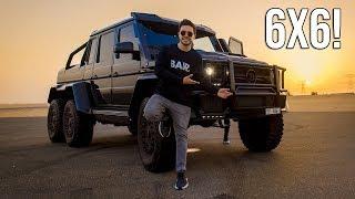 Download LA MEJOR CAMIONETA DEL MUNDO | MERCEDES G63 AMG BRABUS 6X6 Video