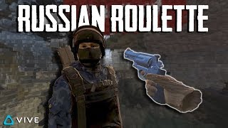 Download RUSSIAN ROULETTE IN VR - PAVLOV VR FUNNY MOMENTS Video