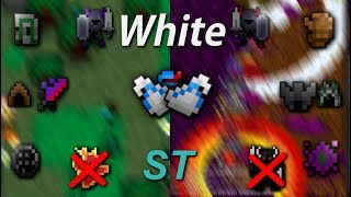 Download RotMG: 100 Clips of Pure White Bags and STs (No Tops/Sprites/CSwords/CTrap) Video