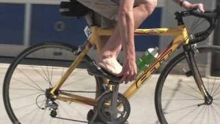 Download How to preclip cycling shoes for triathlon. Video