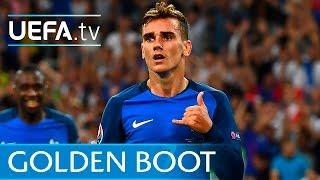 Download Antoine Griezmann's UEFA EURO 2016 goals: Watch all six strikes Video