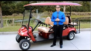 Download 6pr Street Legal Golf Cart for Sale built by Bintelli Electric Vehicles Video