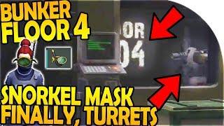 Download BUNKER ALPHA FLOOR 4 + TURRETS - FINALLY, SNORKEL MASK!! - Last Day On Earth Survival 1.7.8 Update Video