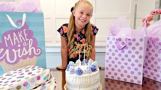 Download Olivia Turns 8 Video