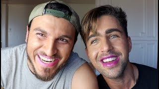 Download BEST FRIEND DOES MY MAKEUP FT ZANE! (PART 2) Video