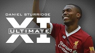 Download Daniel Sturridge picks his Ultimate XI | All out attack with gung-ho 4-2-4 formation! Video