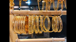 Download احدث اشكال بتوت ذهب جديدة بالاوزان والاسعار مجوهرات احمد علاء 2019 Video