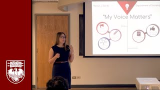 Download UChicagoGRAD Three Minute Thesis Competition: Karlyn J. Gorski Video