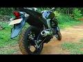 Download Yamaha Fz fi v2 2017 bomber balck color New color schemes from yamaha 2017 bs4 bike Video