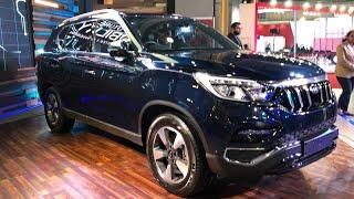 Download Mahindra XUV700 Unveiled - Fortuner Beware | MotorBeam Video