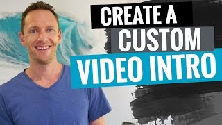 Download How to Make a Video Intro for YouTube (Full Tutorial!) Video