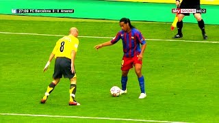 Download 50+ Players Humiliated by Ronaldinho ᴴᴰ Video