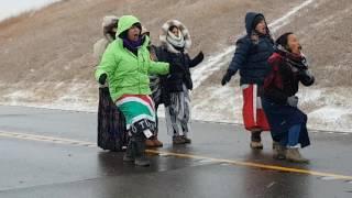 Download Mana Wahine Haka at Standing Rock - Official Video