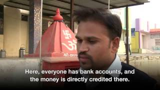 Download The 'CASHLESS' Gujarat village that avoided India's 'CASH CRUNCH' Video