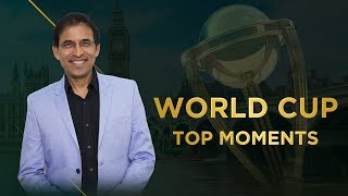 Download Harsha Bhogle picks World Cup 2019's top moments Video