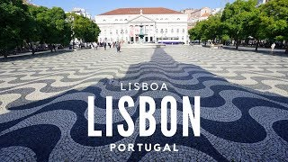 Download Tour of Lisbon PORTUGAL - oldest capital city in Western Europe | JOEJOURNEYS Video