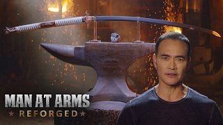 Download Nodachi Sword – For Honor - Man At Arms: Reforged (feat. Mark Dacascos) Video