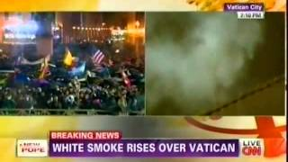 Download Papal conclave selects a new Pope (CNN, 3/13/2013) Video