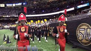 Download Grambling Marching In - 2016 Bayou Classic Game Video