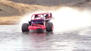 Download HYDROPLANING IN ICELAND COMPILATION! Video
