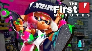 Download The First 10 Minutes of the Splatoon 2 Testfire Gameplay (1080p/60fps) Video