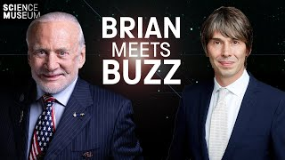 Download Buzz Aldrin in conversation with Brian Cox Video